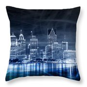 Fromthed Throw Pillow