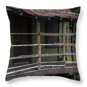 Front Porch Love  Throw Pillow
