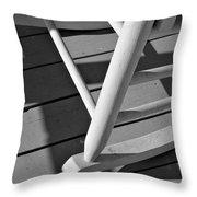 Front Porch Rocker Throw Pillow