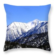 Frontier Splendor Throw Pillow