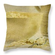 Frosted Flakes Throw Pillow