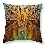 Frostjoy Throw Pillow
