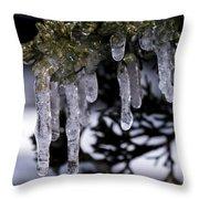 Frozen 4 Throw Pillow