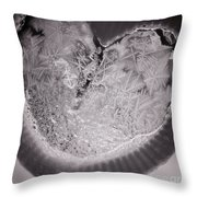 Frozen Valentine Throw Pillow