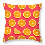 Fruit 2 Throw Pillow