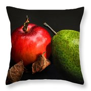 Fruit Coalition Throw Pillow
