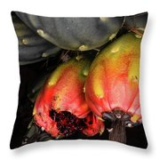 Fruit Is The Star Throw Pillow