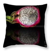 Fruit Reflection Throw Pillow