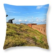 Ft. Clinch Throw Pillow