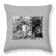 Fuel And Tool Throw Pillow