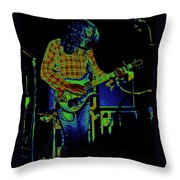 Fuel To The Cosmic Fire Throw Pillow