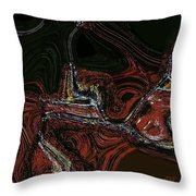 Fukushima Throw Pillow