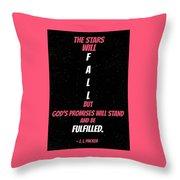 Fulfillment Throw Pillow