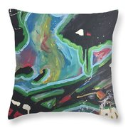 Full Colour Throw Pillow
