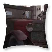 Full Service Throw Pillow