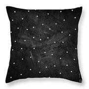 Full Stop Throw Pillow