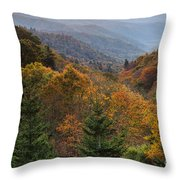 Fully Dressed. Throw Pillow
