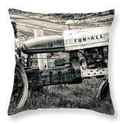 Fun-all Throw Pillow