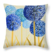 Fun Colours  2 Throw Pillow