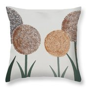 Fun Colours  3 Throw Pillow