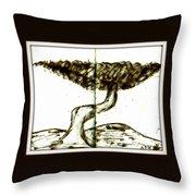 Fun In Trees 11 Throw Pillow