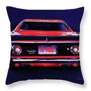 Fun Wheels Throw Pillow