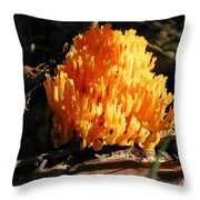 Fung1 Throw Pillow