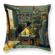 Funny Thing That Throw Pillow