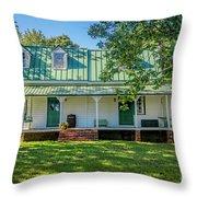 Fuqua Farm House 2526t Throw Pillow