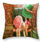 Furniture - Chair - Bonnets  Throw Pillow