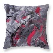 Fusion Throw Pillow