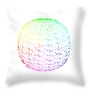 Fuzz Throw Pillow
