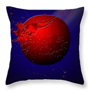 G71a Throw Pillow