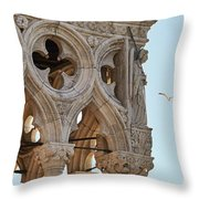 Gabbiani Ducale 4379 Throw Pillow