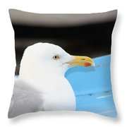 Gabbiano Throw Pillow