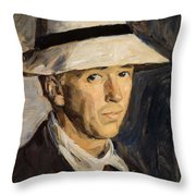 Gad Frederik Clement   Einar Hein Throw Pillow