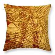 Gal- Tile Throw Pillow
