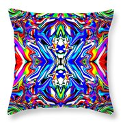 Galactia Throw Pillow