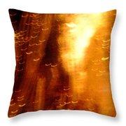 Galaxies 8 Throw Pillow