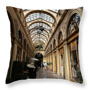 Galerie Vivienne Throw Pillow