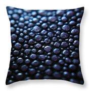 Donald Trump's Caviar Throw Pillow