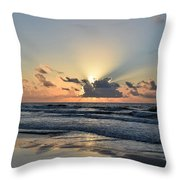 Galveston Tx 339 Throw Pillow