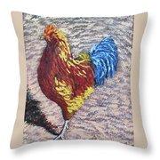 Gamecock Throw Pillow