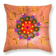 Ganesh Chaturthi 2016 Throw Pillow