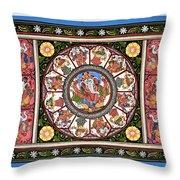Ganesha 3 Throw Pillow