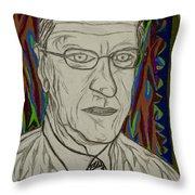 Gang Of Four - Bob Reed Throw Pillow