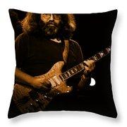 Garciart #12 In Amber Throw Pillow