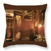 Gardel Vive En Guarne Four Throw Pillow