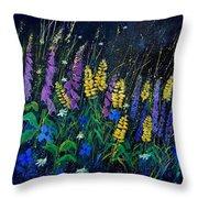 Garden Flowers 679080 Throw Pillow