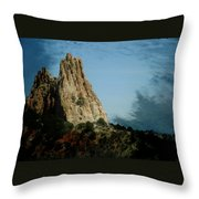 Garden Of The Gods 15 Throw Pillow